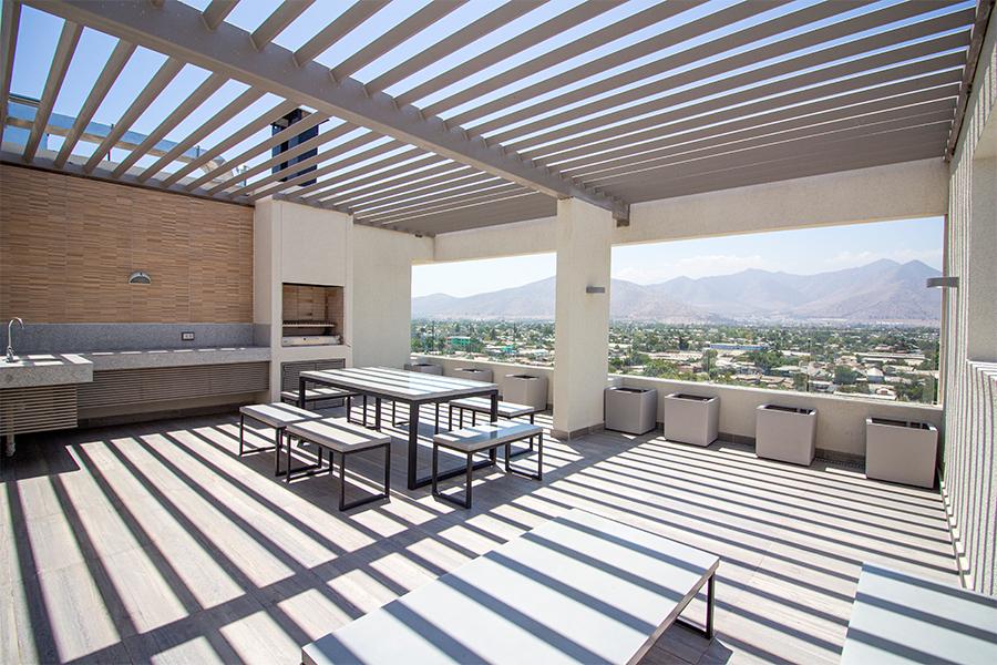 Condominio Vista Vivaceta en Conchalí, Deptos tipo Estudio, 1, 2 y 3 dormitorios. Entrega inmediata.