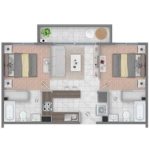 condominio-portal-de-azapa-arica-con-subsidio-DS19-depto-2dorm-2baños