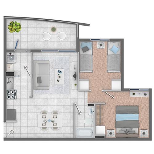 condominio-portal-de-azapa-arica-con-subsidio-DS19-depto-2dorm-1baños