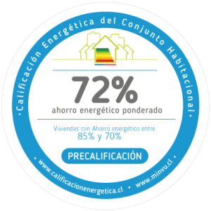 Precalificación Energética Parque Canteras DS19 Arica